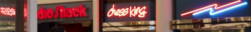 Stores in Hawkins