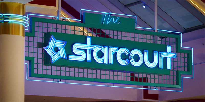 The Starcourt Sign